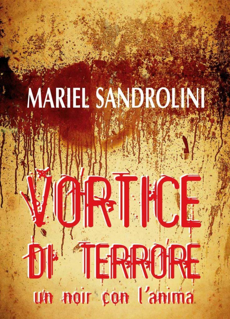 Book Cover: Vortice di Terrore