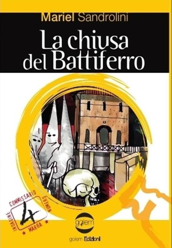 Book Cover: La chiusa del Battiferro