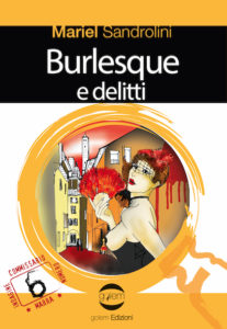 Book Cover: Burleque e delitti