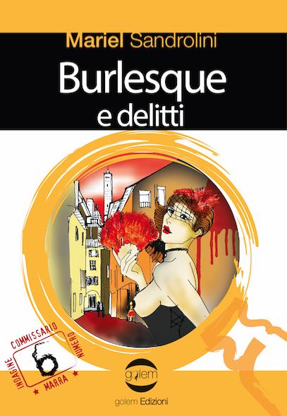 Book Cover: Burleque e delitti