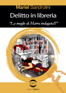 Book Cover: Delitto in libreria