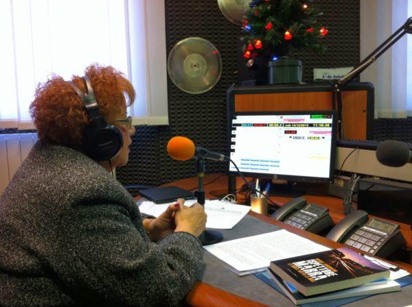 Ospite a Radio Sanluchino