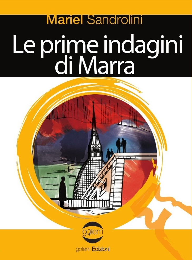 Book Cover: Le prime indagini di Marra