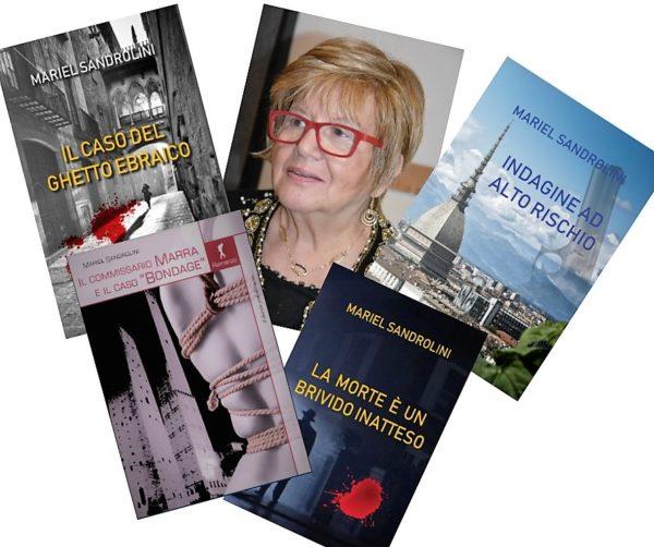 I nuovi casi del commissario Marra… dalla penna di Mariel Sandrolini