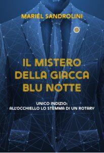Book Cover: IL MISTERO DELLA GIACCA BLU NOTTE.